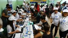 Ação Global realizou cerca de 25 mil atendimentos no interior do AM (Onofre Martins/Rede Amazônica)