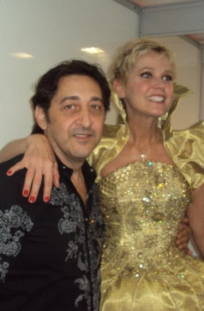 Galeria Reis do Carnaval - Xuxa e Henrique Filho (Foto: Divulgação)