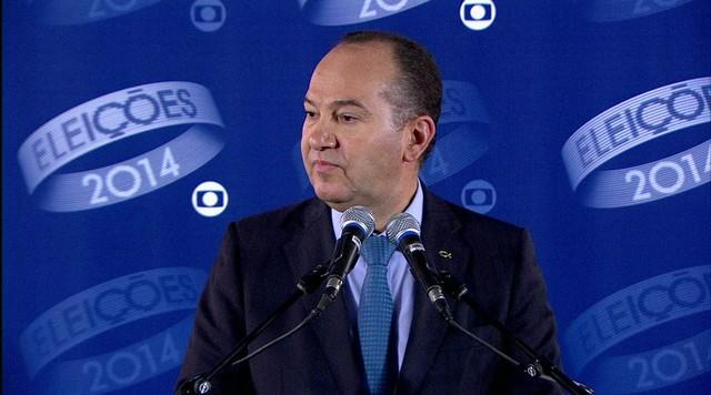 Confira coletiva com o candidato Pastor Everaldo