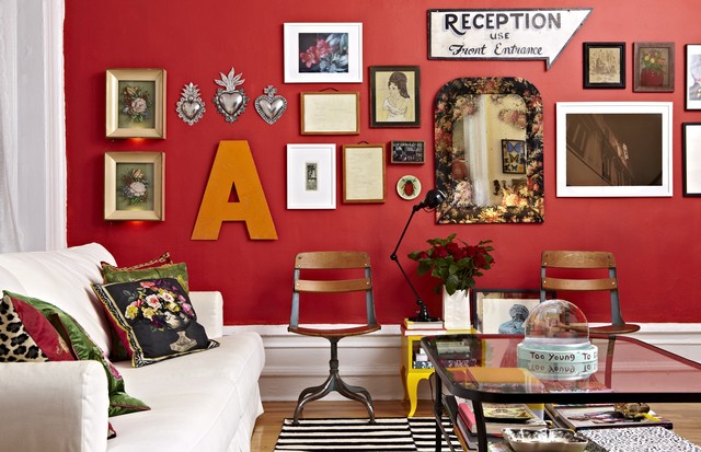 Não tenha medo de ousar no mix de cores, tamanhos e texturas (Foto: Jacob Snavely/Arquivo Vogue)