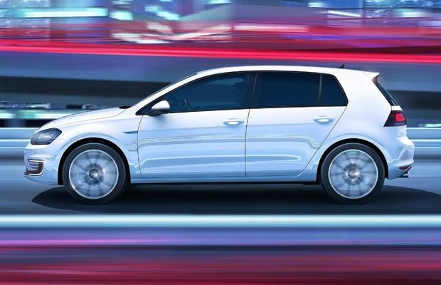 fc76ca782c8f3 Volkswagen testa Golf GTE híbrido plug-in no Brasil - AUTO ESPORTE ...