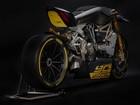 Ducati revela conceito DraXter que usa base da XDiavel