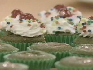 Cupcake de Erva-mate (Foto: Reprodução, RBS TV)