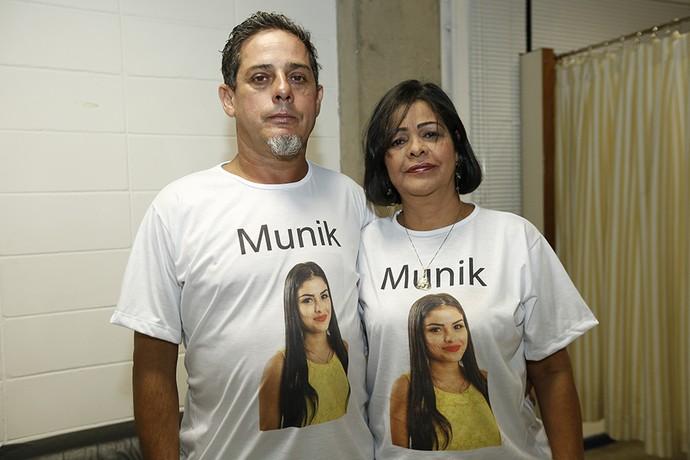 família Munik paredão semana 06 (Foto: Raphael Dias/Gshow)
