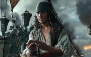 Conheça o ator que vai interpretar o jovem Jack Sparrow