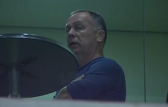Mano vai ao Horto para espionar  o próximo adversário do Cruzeiro