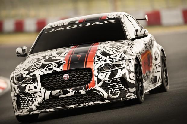 Jaguar XE SV Project 8 (Foto: Divulgação)