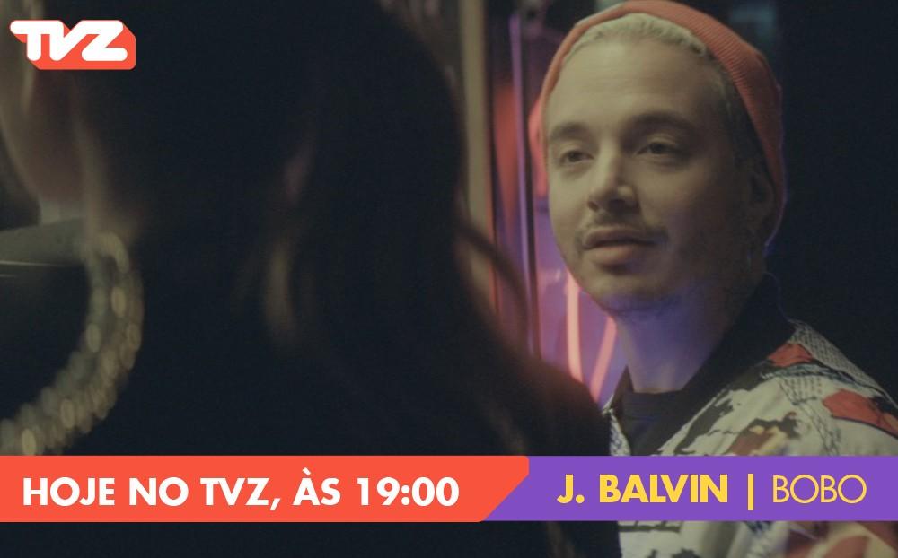 TVZ estreia J Balvin (Foto: divulgao)