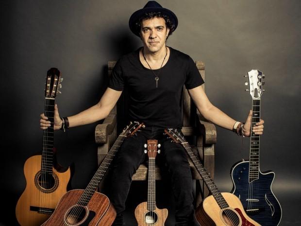 Paulinho Moska (Foto: Jorge Bispo)