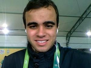 Ramon Souza, estudante, Juiz de Fora (Foto: Ramon Souza/Arquivo Pessoal)