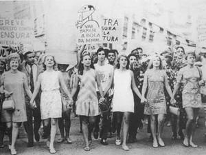O fortalecimento da mulher na sociedade é resultado de uma longa luta por direitos iguais. (Foto: Divulgação)