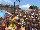 Tradicional Bloco do Batata fecha  a festa de Carnaval em Olinda