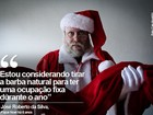 Crise chega ao Natal e até Papai Noel fica sem emprego no fim de ano