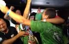 X-9 conquista o título do carnaval santista (Mariane Rossi/G1)