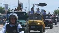Cavalgada abre oficialmente a maior feira de agronegócios em Rio Branco