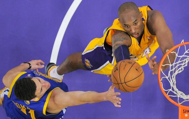 Kobe Bryant; Los Angeles Lakers - AP (Foto: AP)
