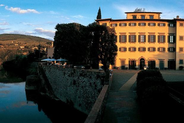 Villa La Massa (Foto: divulgação)