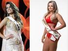 Miss Bumbum Ceará alfineta nova Miss Brasil: 'Farei mais sucesso'