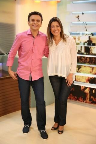 Tammy de Andrade fará participações no estúdio do programa (Foto: Ebert Leme/TV TEM)