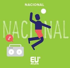 euatleta playlist nacional (Foto: Divulgação)