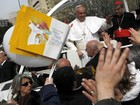 Papa afirma que a corrupção é suja e que uma sociedade corrupta fede