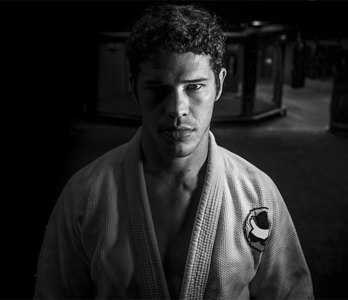 Loreto sonhou participar da Rio 2016 como judoca (Foto: Isabella Pinheiro/Gshow)