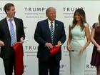 Equipe de transição organiza cerimônia de posse de Trump