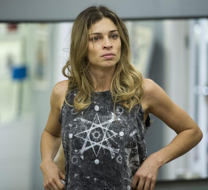 Grazi Massafera como Larisa, em 'Verdade Secretas' (Foto: TV Globo)