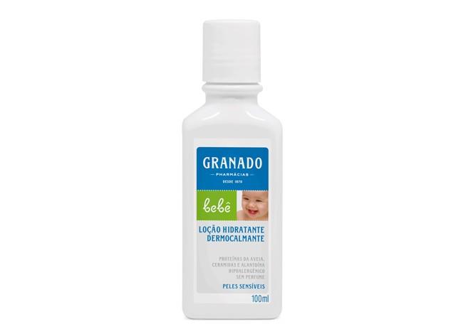 Loção Hidratante Dermocalmante: protege a pele sensível (Foto: Divulgação)
