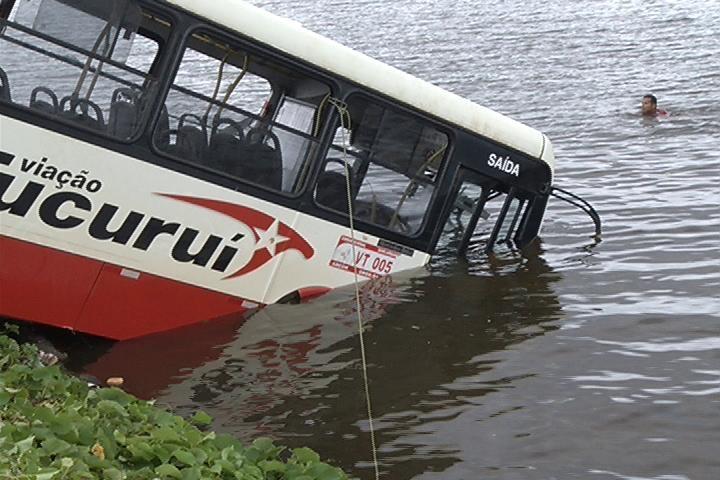 ônibus lago pará (Foto: Reprodução)