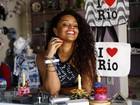 Juliana Alves revela que Luane Dias é inspiração para o 'Vlog da Valeska'