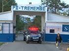 Suspeito de matar bailarina é levado para penitenciária em Tremembé, SP