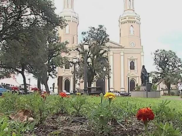 Castro tem opções de turismo histórico (Foto: Reprodução/RPC)