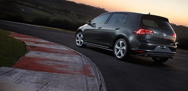 Volkswagen Golf GTi (Foto: Fabio Aro/Autoesporte)