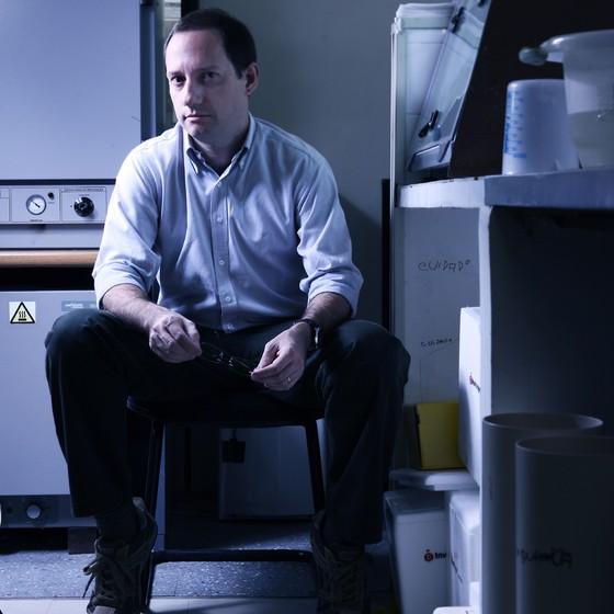 O cientista Stevens Rehen  (Foto: Daryan Dornelles/ Editora Globo)