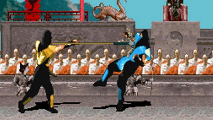 Mortal Kombat foi lançado sem sangue no Super Nintendo (Foto: Reprodução / YouTube)