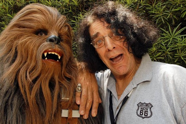 Chewbacca / Peter Mayhew (Guerra nas Estrelas) (Foto: .)