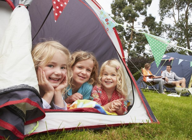 acampamento (Foto: Thinkstock)