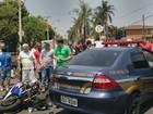 Guarda Civil afasta agente envolvido em acidente que matou motociclista