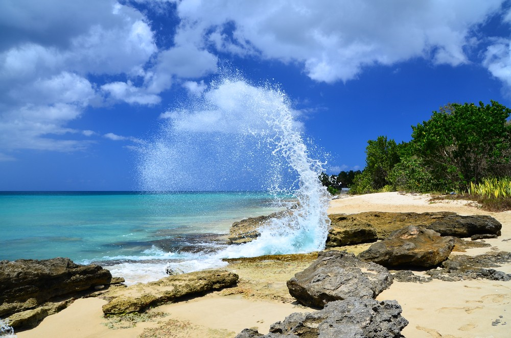 Praia Frederiksted - Saint Croix, Caribe (Foto: Wolfso / Shutterstock)