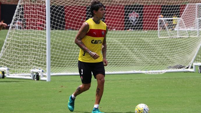 c0237a1c34 Vitória  treino  Toca do Leão  Victor Ramos (Foto  Francisco Galvão