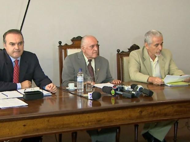 Conselho de Ética apura cassação de vereadores investigados na Operação Sevandija em Ribeirão Preto (Foto: Reprodução/EPTV)