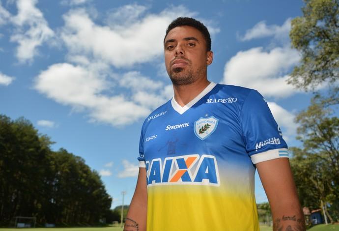 6bdc7d180c Zé Carlos Londrina (Foto  Gustavo Oliveira  Londrina Esporte Clube)