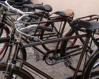 Colecionador de bicicletas antigas em Volta Redonda (Foto: Reprodução: Rio Sul Revista)