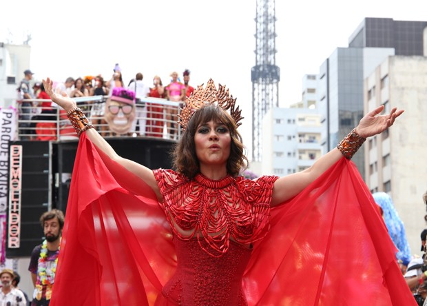 Alessandra Negrini (Foto: Deividi Correa/AgNews)