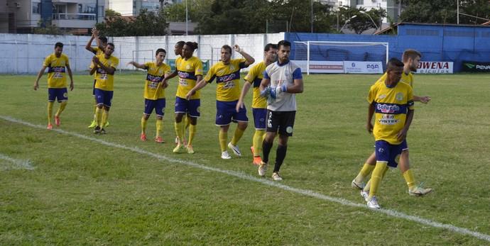 Grêmio Esportivo Laranjeiras (GEL) (Foto: Sidney Magno Novo/GloboEsporte.com)