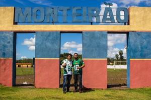 Estádio Monteirão em Acorizal (Foto: Junior Martins/Cuiabá Arsenal)