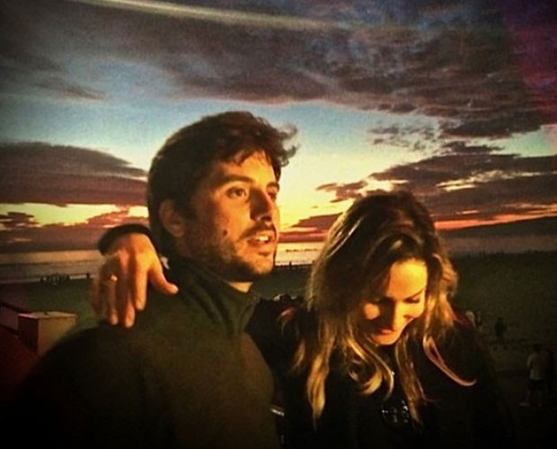 Claudia e Márcio estão casados há sete anos (Foto: Arquivo Pessoal)