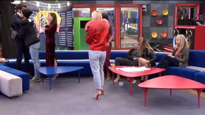 Manoel deixa o Gran Hermano (Foto: Telecinco)