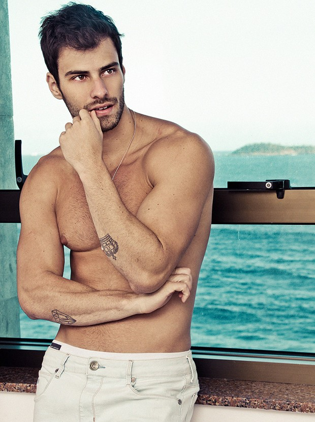 Lucas Malvacini (Foto: Sergio Baia)